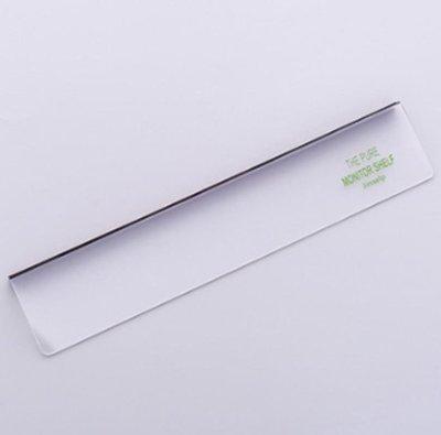 透明電腦製物板【NF628】電腦螢幕置物架 螢幕上下收納架