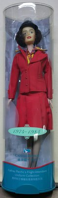 CATHAY PACIFIC'S FLIGHT ATTENDANT UNIFORM COLLECTION 國泰航空機艙服務員 74-83 (BUY-00173)