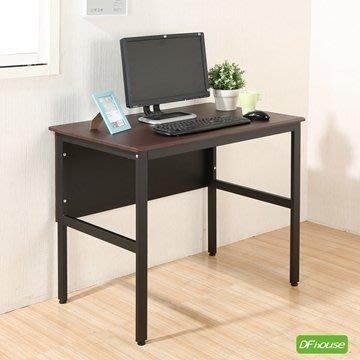~減碳瘋~ 頂楓90公分電腦辦公桌  +1抽屜 黑橡木色 極新 原價2749元 直購價只要1450元 只有五組要買要快呦