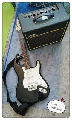 Sweet Girl小米商店✪Fender Squirt bullet電吉他和音箱VOX PF-15R Pathfinder 15-促銷價-二手-最後特價