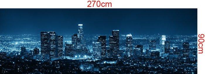 (下標區)客製化壁貼 編號F-459極光1張+F-384城市2張 數量共3張
