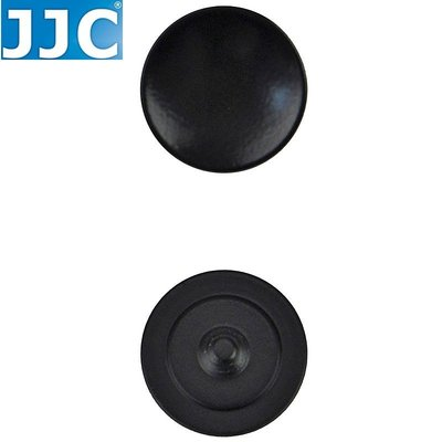 JJC經典款黑色快門鈕內凹11mm加大...