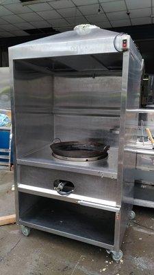 訂做大型炒台  煙罩 大鍋炒 排油煙設備   鹽酥雞//自助餐   順光二手貨【馬達另計】
