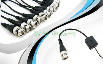 就是這個光 5MP/4MP/AHD/TVI/CVI可用~CAT-5網路線傳輸器.濾波功能抗干擾(BNC頭)