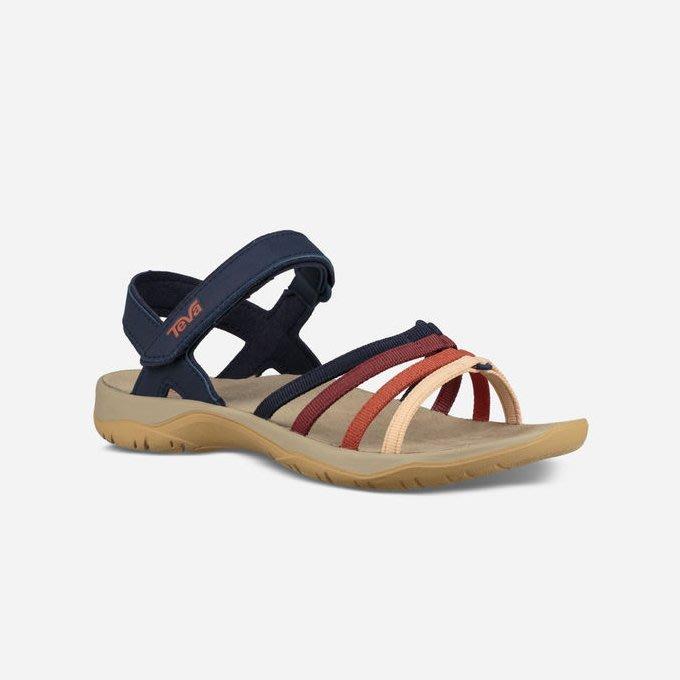 [WALKER 休閒運動] TEVA Elzada Sanda 美國戶外水陸兩用運動涼鞋 女 1101112ESML