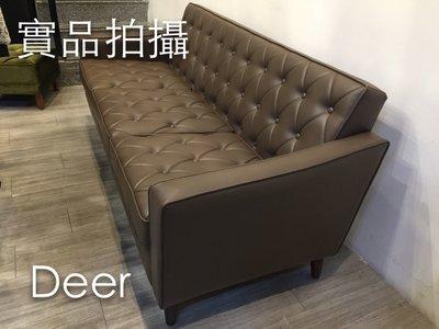 [Deer家具]KARIMOKU60 LOBBY CHAIR 復刻 復古三人190Cm沙發 質感一流 臺灣製造 k chair