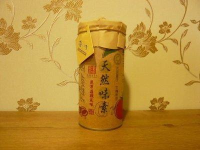橡樹街3號 綠色生活 天然味素 (菇類香味) 120g/罐【A34009】