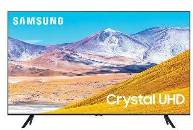 【來電議價免運】SAMSUNG 三星 50吋 4K UHD 智慧液晶電視 UA50TU8000WXZW