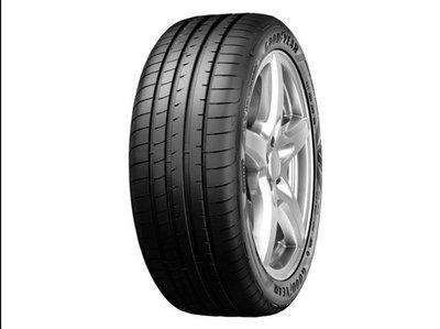 汽噗噗【固特異】 F1A5 性能型街胎 225/35/19 EAGLE F1 ASYMMETRIC 5完工價
