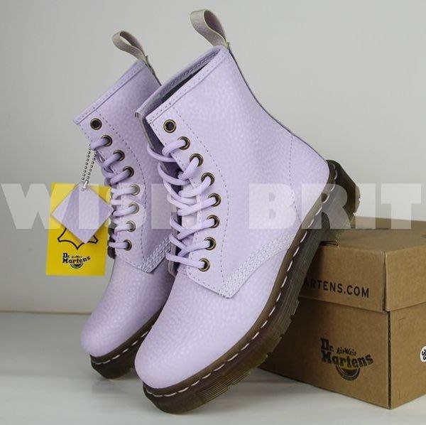 【~希望~完美馬汀】Dr.Martens 1460 八孔 ~七天鑑賞免運~  QQ PEARL 粉紫 馬汀靴 女鞋