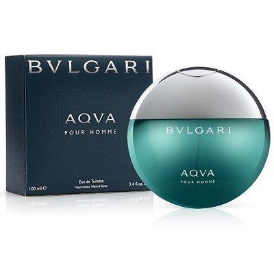BVLGARI Aqva 寶格麗水能量男性淡香水 5ml【特價】§異國精品§