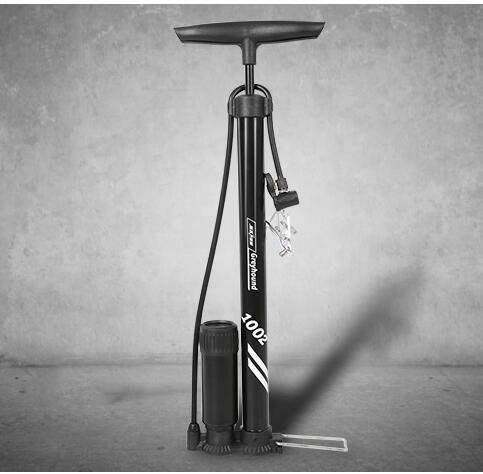 打氣筒腳踏車家用便攜高壓打氣筒