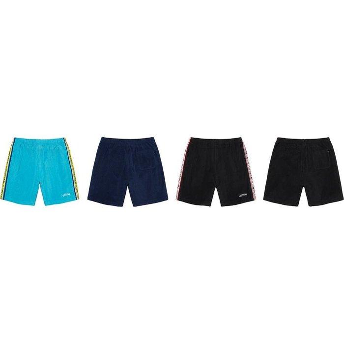 【紐約范特西】預購 SUPREME SS20 Terry Short 運動短褲