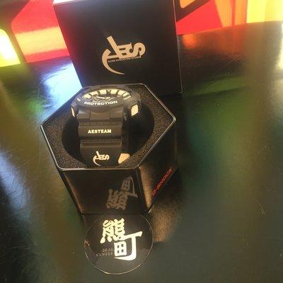 台灣公司貨 AES X CASIO G-SHOCK AES x G-SHOCK 聯名錶款 新北市