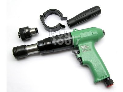 台灣工具-Air Tapping 專業級氣動攻牙機、扭力式筒夾/Torque Chuck、攻牙能力M2~M12「含稅」