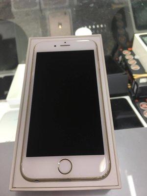 最殺小舖 中古iphone6 32G 金色 正常使用痕跡  功能正常 另有6 6s 6plus 64g 二手