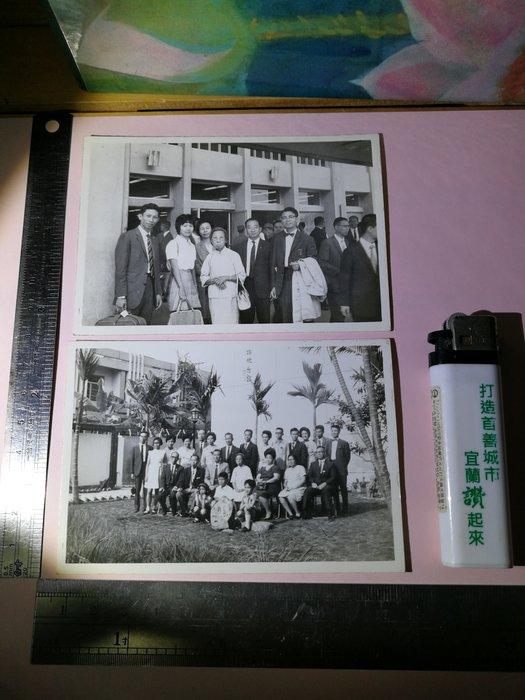 銘馨易拍重生網 PSS426 早期(民國50~60年代)似 周瑞紀念舘 老黑白照 寫實珍貴老照 保存如圖(珍藏回憶)