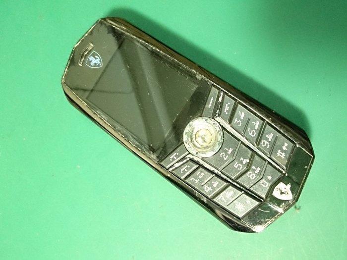 經典絕版  1.3m法拉利手機 永和