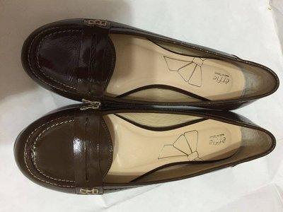 全新ASO阿瘦effie真皮娃娃鞋,原價3195,低價999起標