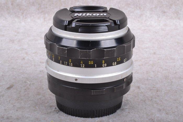 【品光攝影】NIKON NON-AI 50mm F1.4 標準定焦 大光圈人像 手動 FI#57768J