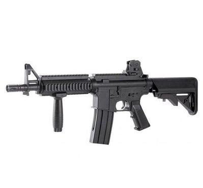 【WKT】KWC KA38 M4A1 CQB 725 魚骨版空氣槍 衝鋒槍 -KWCKA38