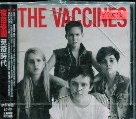 *還有唱片行* THE VACCINES / COME OF AGE 全新 Y7516 (殼破)