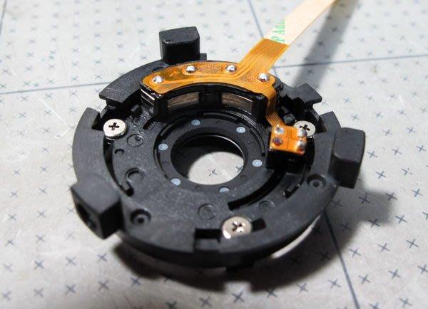 【數位達人相機維修】整組光圈更換 CANON EF-S 17-85mm f4-5.6 IS USM 光圈故障 光圈維修
