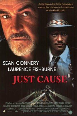 正當防衛-Just Cause (1995)原版電影海報