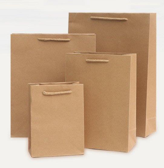 服飾包裝 包裝袋 牛皮紙袋 特大 絕非小的喔 !! 厚的 絕對 比別人厚 批發價 供應 現貨喔 20個下標處