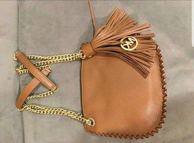 Michael Kors Whipped Chelsea Handbag Luggage