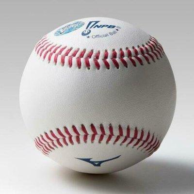 日本職棒官方比賽用球  張奕 王柏融 陽岱鋼 陳冠宇 宋家豪   預購中   附球框一個