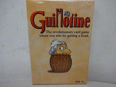正版桌遊 Guillotion 斷頭台(正版公司貨)