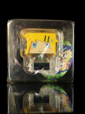 A-206 櫃 : 初音 HAPPY賞 2013 SUMMER H賞 ABS 塑膠 紙盒人 鏡音鈴 FG