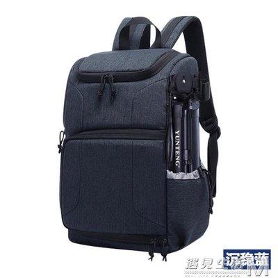 佳能尼康單眼相機包後背背包大容量專業防水防盜多功能攝影包索尼