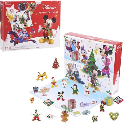 【Sunny Buy寶貝館】◎預購◎ Disney Junior  聖誕降臨曆 Advent Calendar 2020