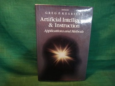 【愛悅二手書坊 16-10】Artificial Intelligence &  Instruction