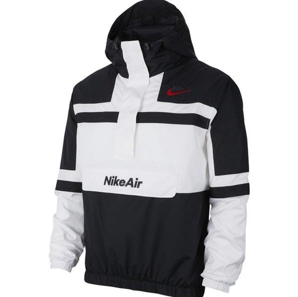 GOSPEL【Nike NSW AIR JACKET WOVEN  】衝鋒衣 防風 連帽 刺繡LOGO 男款