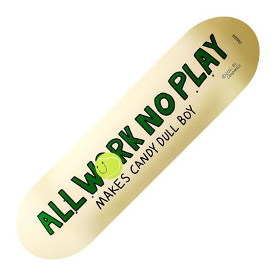 Candymade x MAVEN - All work no play makes candy dull boy 8