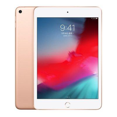 ☆奇岩3C☆ Apple 蘋果 iPad mini 5 金 7.9吋 A12/256G/Wi-Fi/iPadOS/