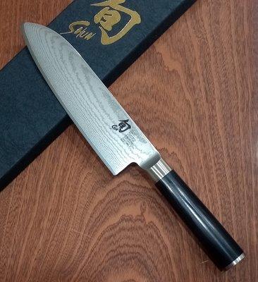 「Formosa巧匠工坊」日本旬SHUN 17.5公分主廚刀 VG10折疊鋼龍紋刀 DM0702