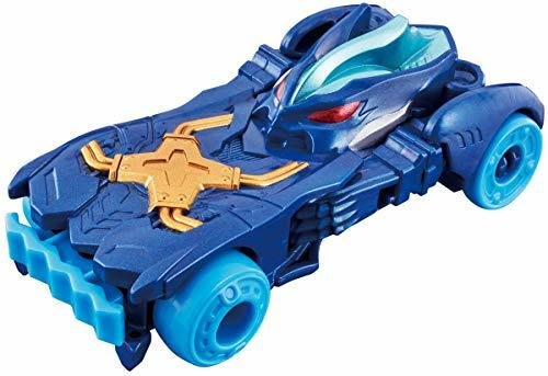 日本空運【托雷基亞 衝撞變形車】BANDAI 鹹蛋超人 超人力霸王 奧特曼 Ultraman 可變形 小汽車【水貨碼頭】