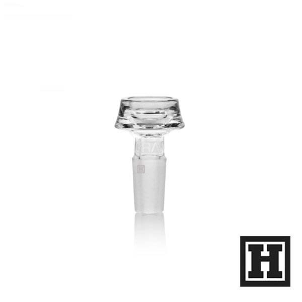 [H Market] 美國原裝 GRAV LABS Caldera Bowl 火山玻璃碗 14mm Male 菸杯 公頭
