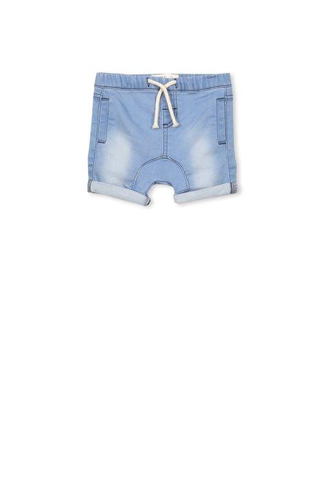 ☆AJ.FASHION☆ 代購歐美 cotton on baby 原色牛仔短褲  口袋 造型褲 短褲 淺色現貨