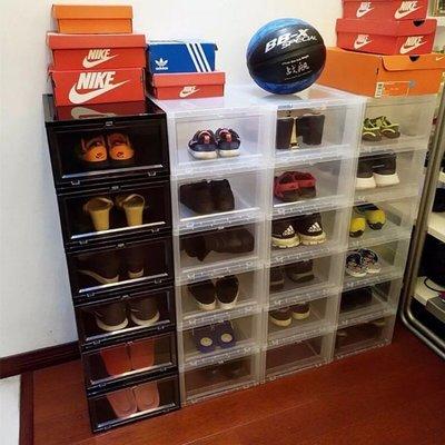 熱銷 球鞋 收藏箱 鞋盒 收納 展示盒 透明盒 喬丹 透明鞋盒 鞋盒 高筒鞋【CH-04A-40004】