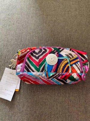 凱莉代購 Kipling Cute 新款防水尼龍猴子包長款 盥洗包 化妝包 筆袋 K09406 圖色 預購
