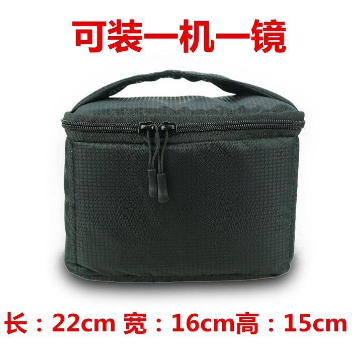 奇奇店-相機內膽包 手提包 攝影包 微單單反相機包 防水鏡頭內膽手提包