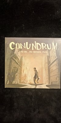 CONUNDRUM - Ian Sims And Divergent Paths -2014年版 碟片如新 -81元起標