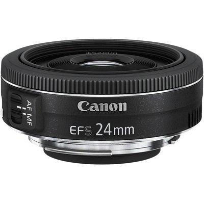 【高雄四海】Canon EF-S 24mm F2.8 STM 全新平輸.一年保固.APS-C專用餅乾鏡