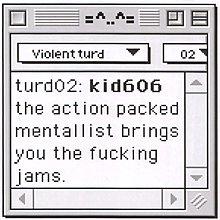[狗肉貓]_ Kid606 _The Action Packed Mentallist Brings You The Fucking Jams _ LP