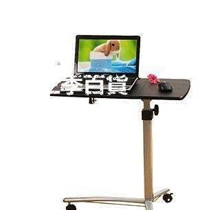三季 筆記本床邊桌 移動可升降筆記本電腦桌 置地 電腦/筆電周邊筆電桌子床邊床上懶人用品❖722